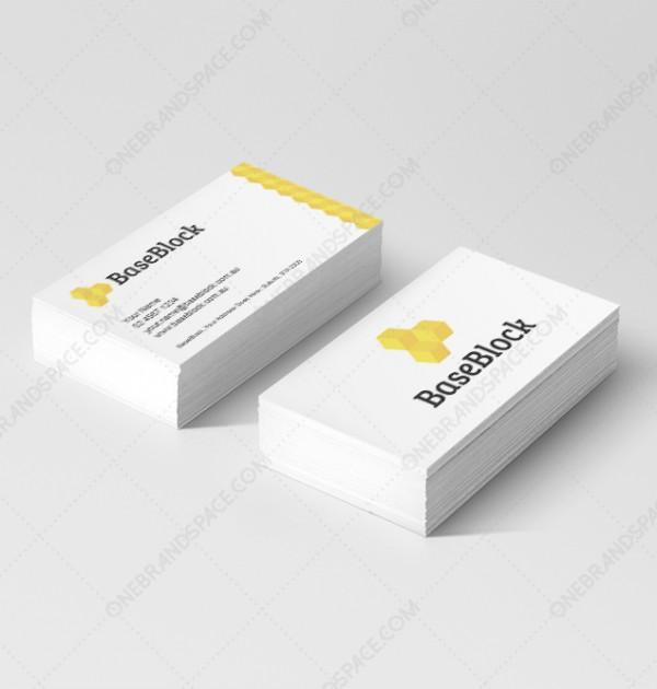 Baseblock_Business Cards Mockup