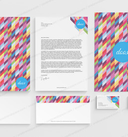 Doox_Stationery_Visual