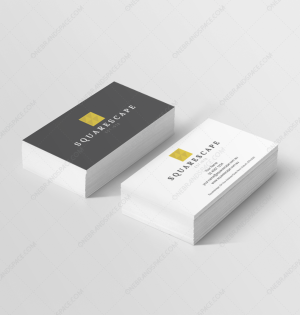 Squarescape Business Card