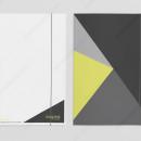 Angled - Presentation Folder Design