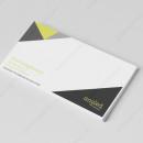 Angled - Compliments Slip Design