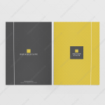 Squarescape Presentation Folder for Business