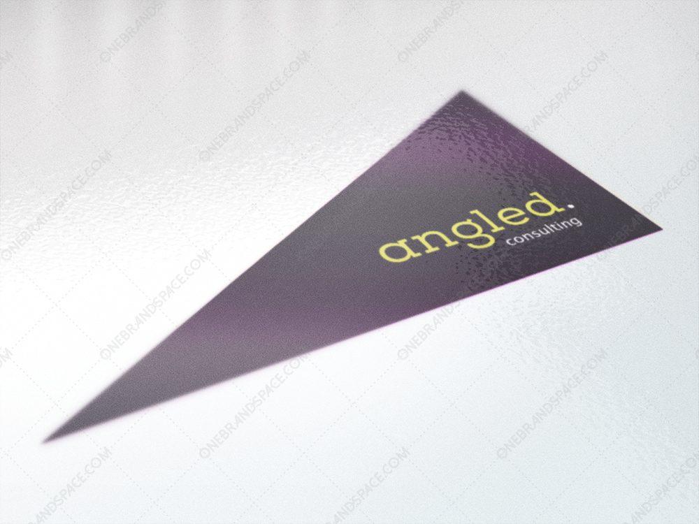 Angled - Logo Design